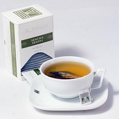 Сенча сенпай чай