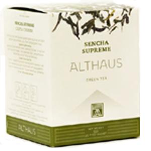 Чай Althaus Sencha Supreme 20 пак. (пирамидки)