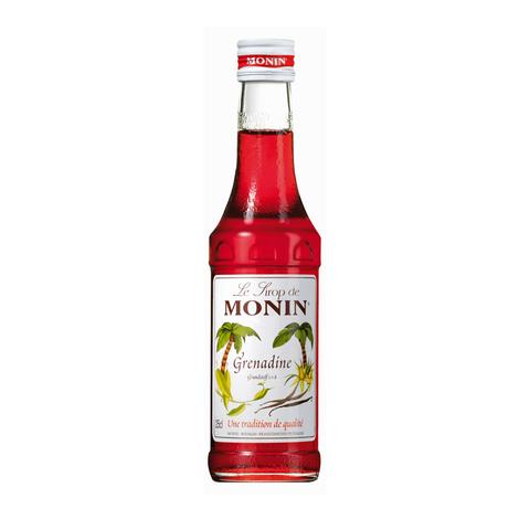 """Сироп """"Гренадин"""", Монин, 250 мл"""