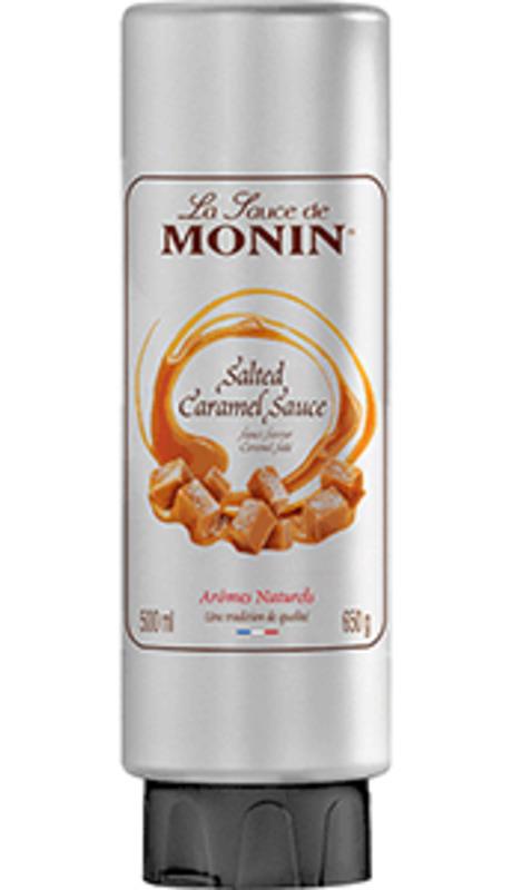 Соленая карамель «Монин»