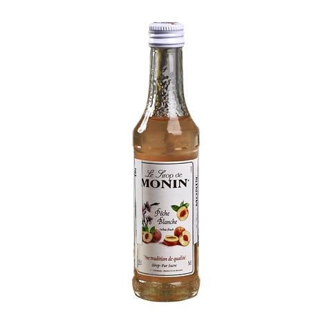 "Сироп ""Белый персик"", Монин, 50 мл"