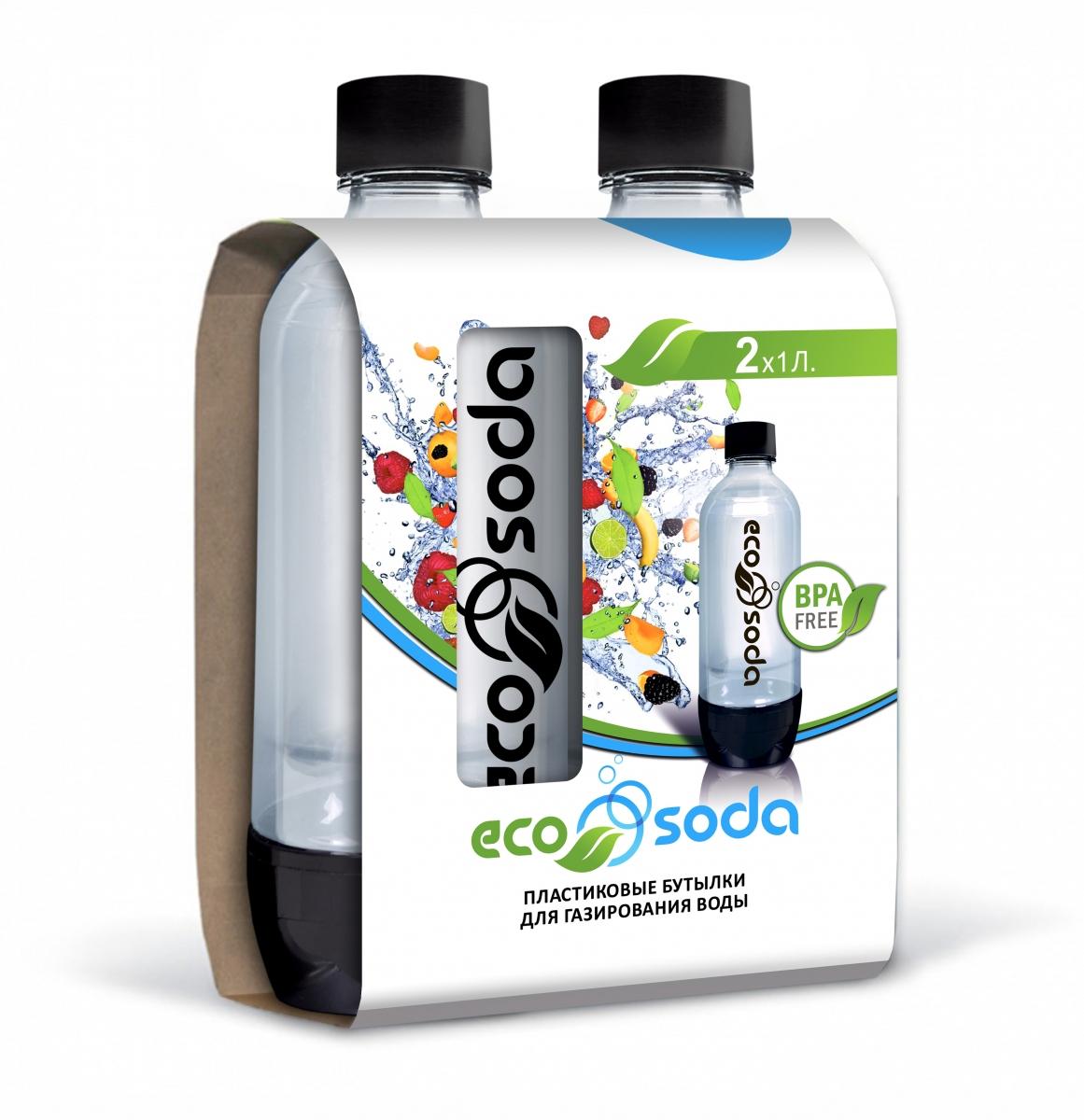 Бутылки для сифонов Sodastream