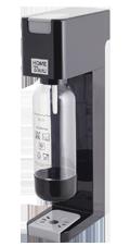 Сифон для газирования воды Home Bar Smart 110 NG black