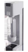 Сифон для газирования воды Home Bar Smart 110 NG silver